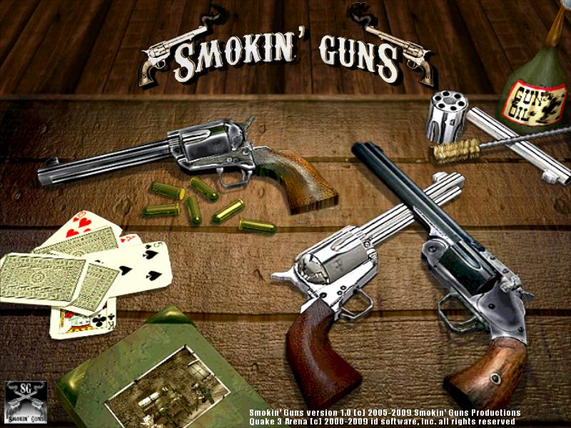 Smokin' Guns UI Screenshot