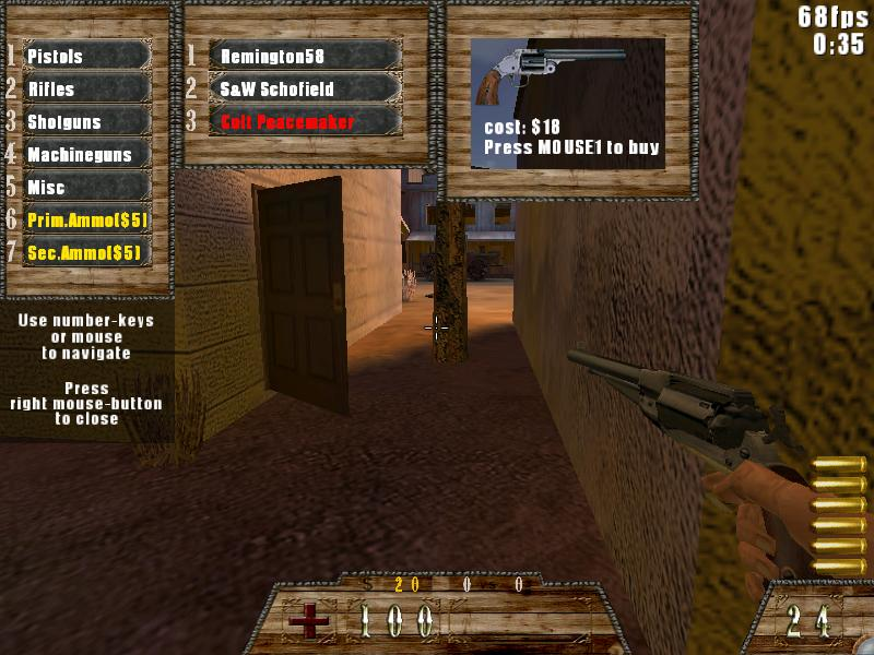 Smokin' Guns UI Screenshot #7